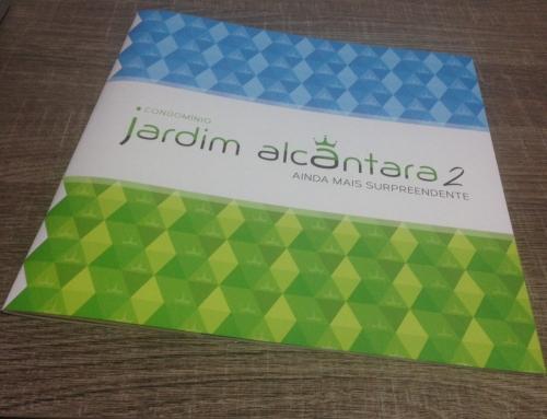 Book empreendimento Jardim Alcântara 2