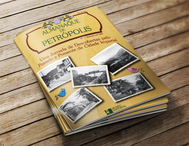Almanaque Museu Imperial Petrópolis