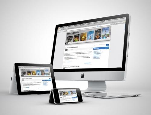 Blog e fanpage Suma Economica, uma extensão da revista na web