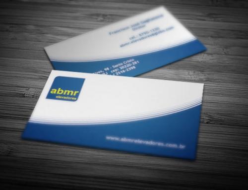 Cartão ABMR Elevadores