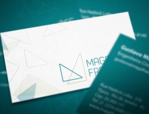Cartão Magalhães Freire Engenharia e Consultoria