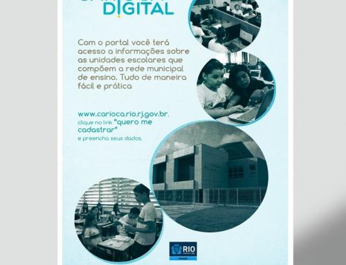 Cartaz Carioca Digital