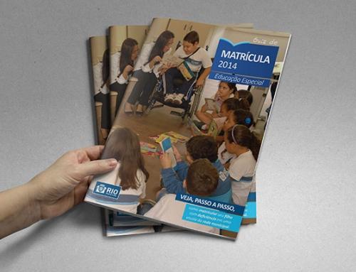 CRIA desenvolve Cartilha de Educação Especial