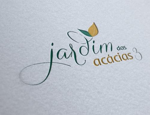 Identidade visual Jardim das Acácias 3