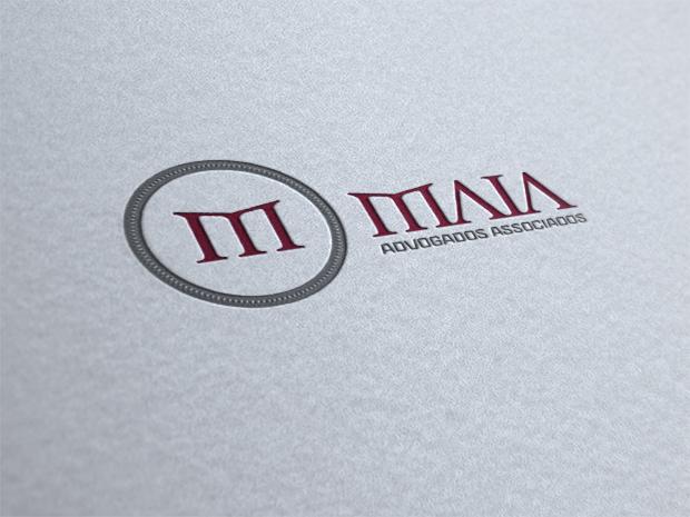 Logomarca Maia Advogados Associados