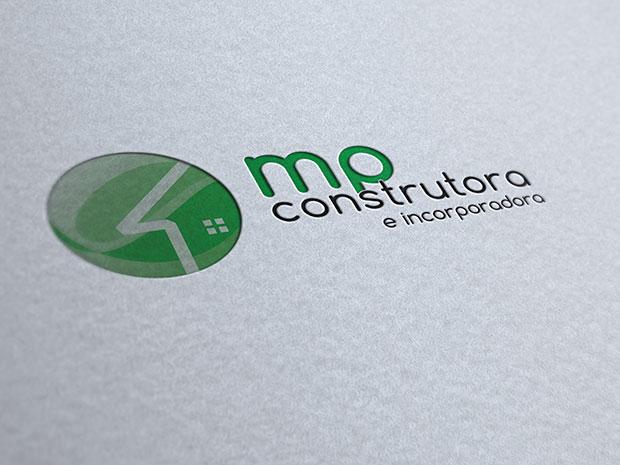 Logo MP Construtora e Incorporadora
